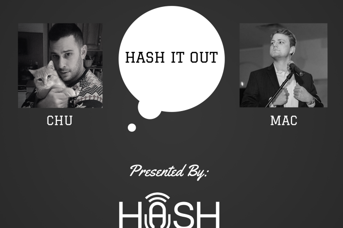 Hash It Out Ep #18: Cairo Santos