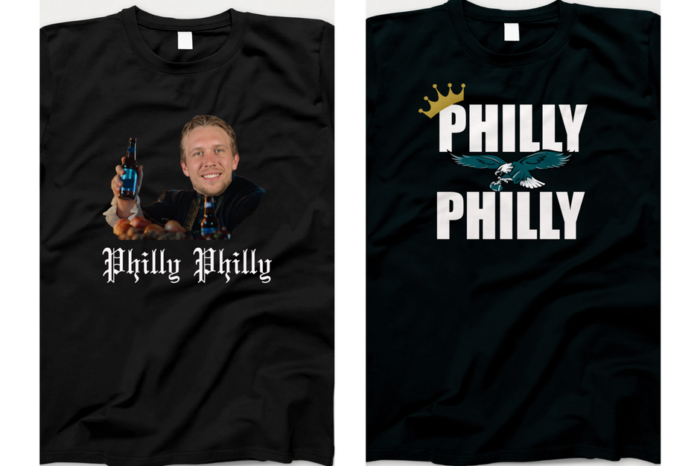 Philly Philly Tees Now On Sale!