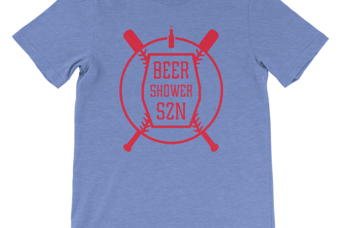 New Ole Miss Beer Shower SZN Tees & Tanks Now Available!