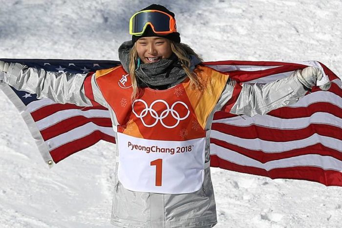 Chloe Kim Steals The Spotlight From Kim Yo-Jong