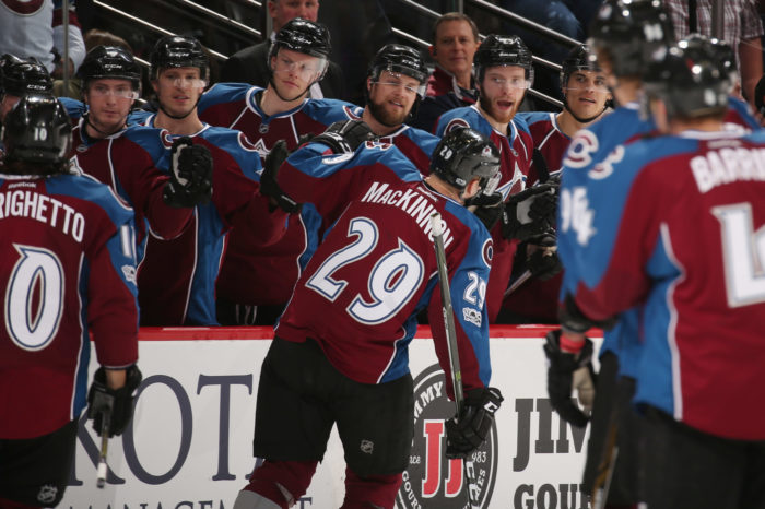 Just A Little Harder: The Colorado Avalanche Playoff Push