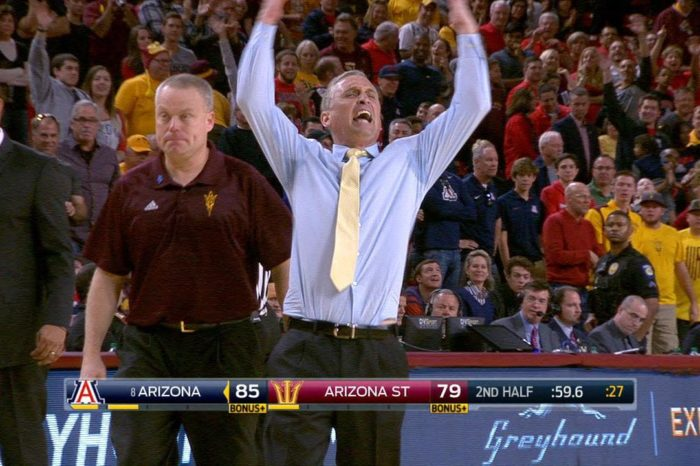 Remember When Arizona St Was #3 In The Country...