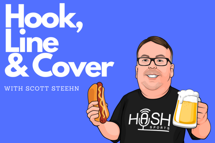 Hook, Line & Cover Podcast: Intro
