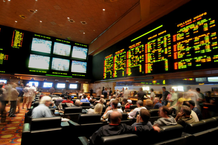 Could Sports Betting Be Legal Soon? The Odds Look Good... Sort Of