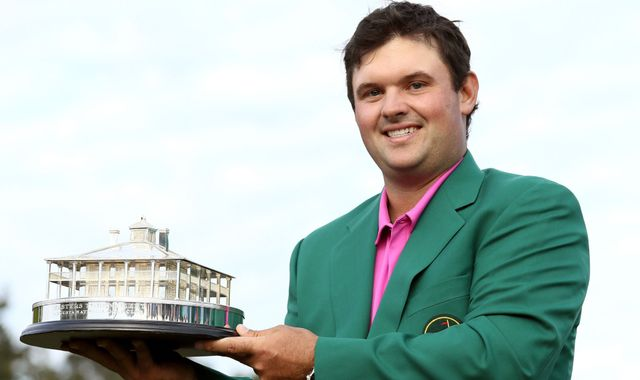 Best Masters Sunday Ever? Patrick Reed Thinks So
