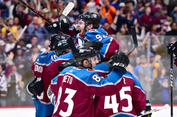 The Colorado Avalanche Are In The 2018 Stanley Cup Playoffs!