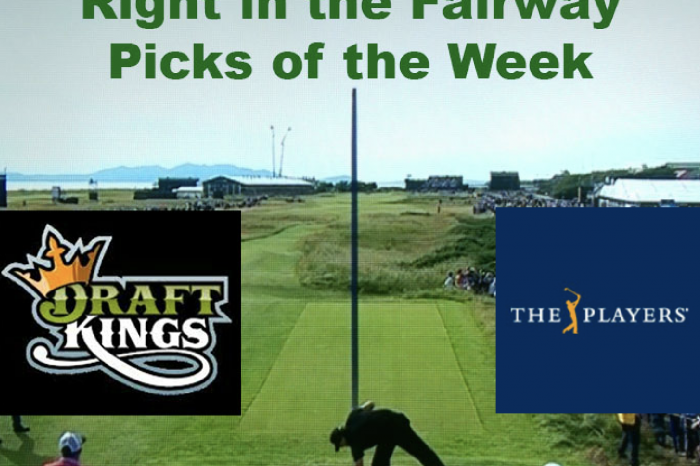 Right In The Fairway DraftKings THE PLAYERS Championship Picks