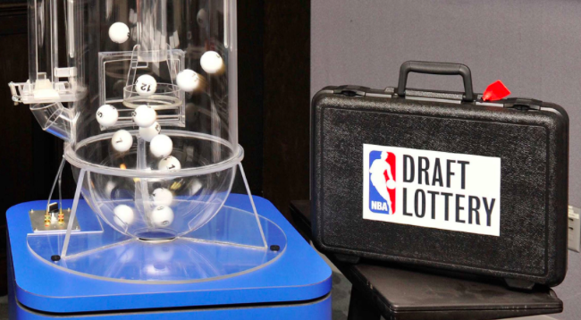 It's NBA Draft Lottery Day & As A Knicks Fan, I'm Ready To Be Disappointed Again
