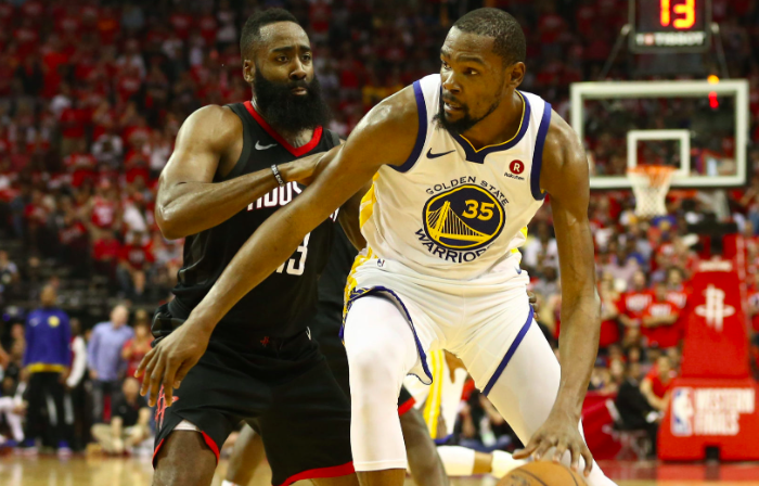 The Line On Tonight's Rockets/Warriors Game Is Utter Disrespect To Golden State