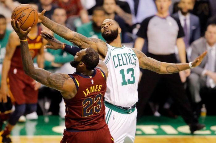 It's A Day Later & I'm Still In Shock About What The Celtics Did To The Cavs Yesterday