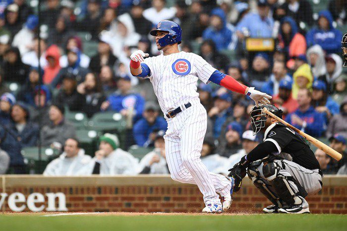Wilson Contreras Has Career Day, Cubs Take The First Crosstown Classic Of The Year