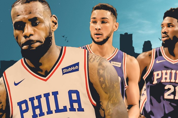 LeBron Is Going To Be In Philly Next Year, So Prepare Yourself For That