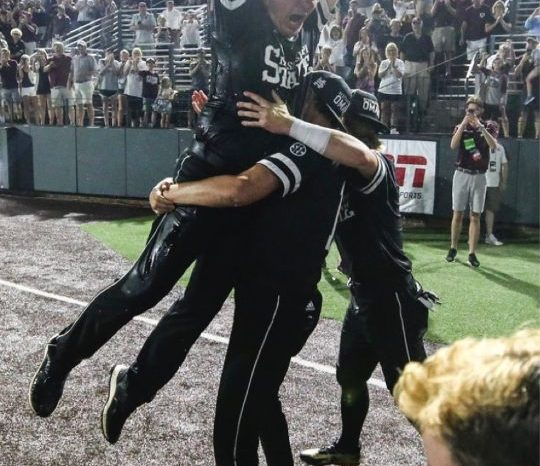 Omaha Bound!!! The College World Series Is Set