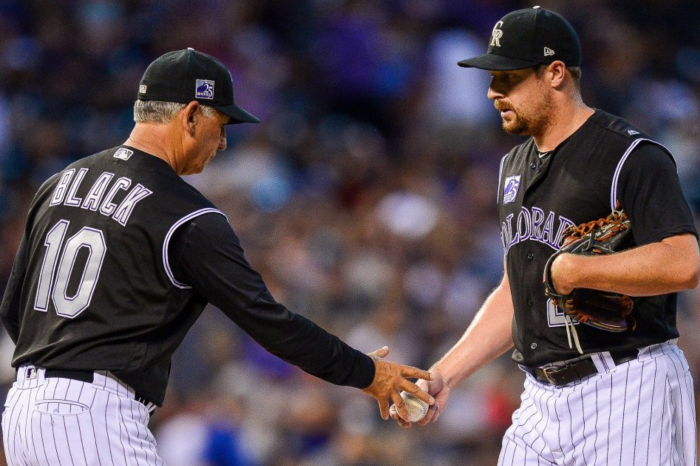 Rockies Lose Their Fifth Straight In Murphy's Return