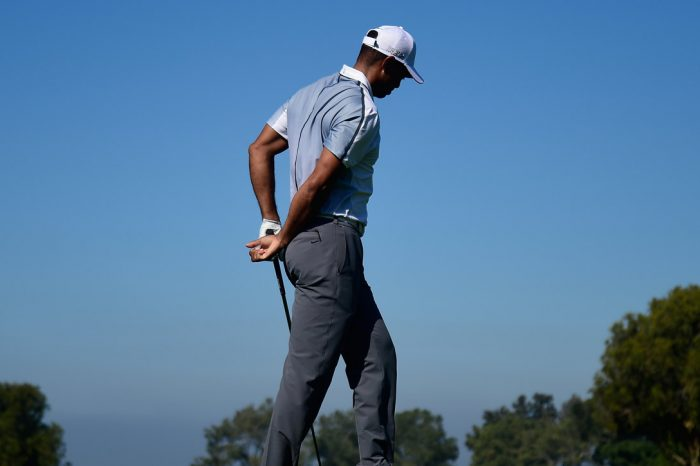Report: Tiger Woods' Back Pain Has Resurfaced, Affecting His Future PGA Tour Schedule, But I May Have The Cure (Really)