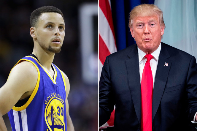 The Warriors Aren't Invited To The White House... Even Though They Didn't Want To Go In The First Place