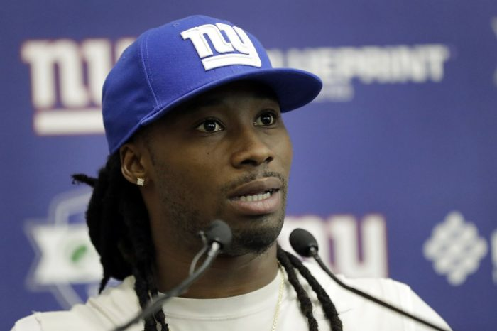 Janoris Jenkins' Brother Has Been Charged With Manslaughter For The Dead Body Found Yesterday