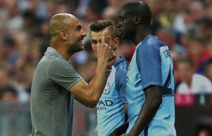 Pep Guardiola Is A Racist Douche