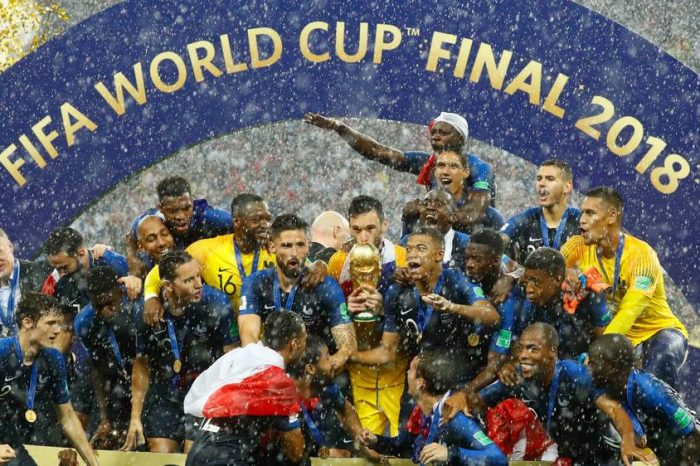 France Wins The 2018 World Cup; Now We Have To Wait Another 4.5 Years For The Next One