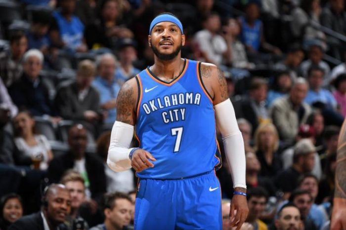 Where Will Carmelo Anthony Land Next?