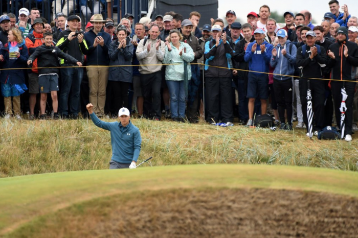 The Open Championship Leaderboard After Round 2 Is Going To Make For A Hell Of A Weekend
