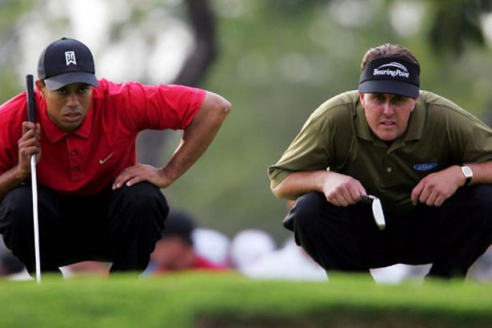 Tiger Vs. Phil $10 Million Winner Take All Match... It's Happening (Maybe)