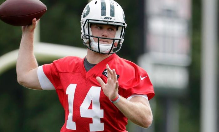 Sam Darnold Didn't Report to the First Day of Training Camp