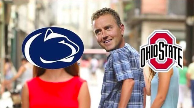 Kirk Herbstreit LOVES Penn State Even Though He Went To Ohio State