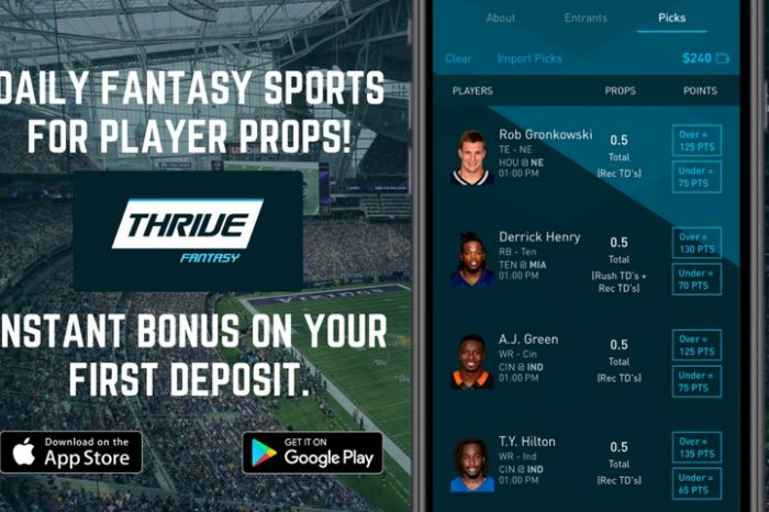 NFL Week One Prop Picks Presented By ThriveFantasy