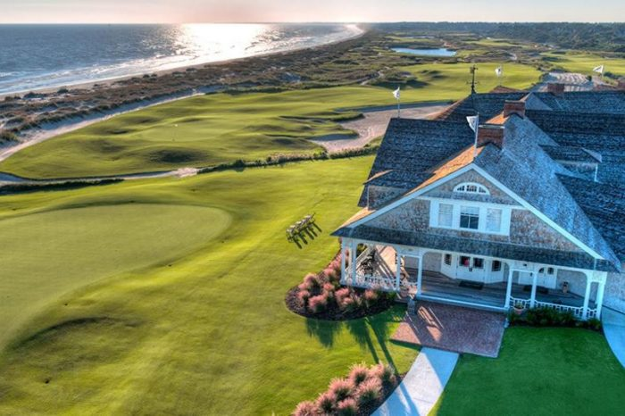 Ball Marks Collection: Kiawah Island Ocean Course