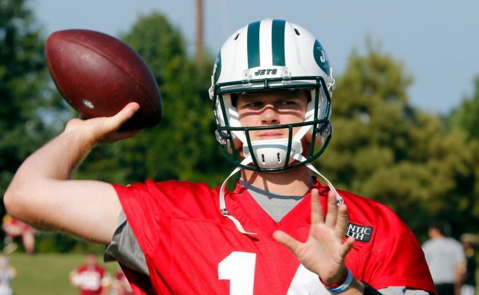 After Week Two of The Preseason The Jets QB Situation Is Still Unclear