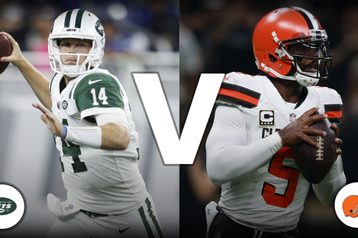 The Jets Need to Beat the Browns Tonight to Save Sam Darnold